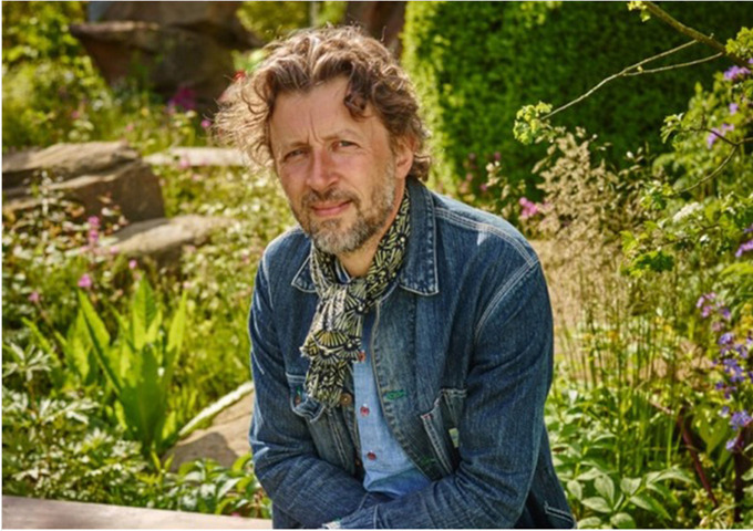 VIP ticket: Award winning Garden Designer Dan Pearson on 'Educating a Gardener'.  Meet Dan Pearson in person  - includes behind the scenes tour, cream tea, VIP drinks, & more