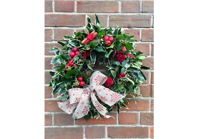 Foliage Wreaths & Christmas Arrangements