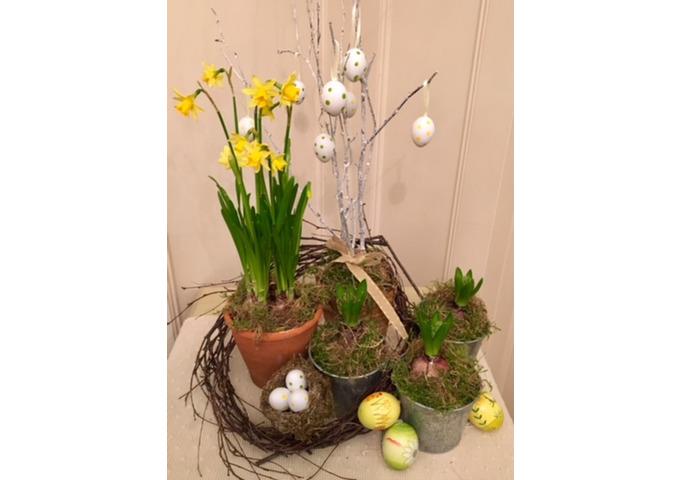 Easter Floral Arrangements