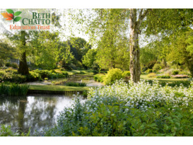 Courses events the beth chatto gardens for Principles of garden design uk