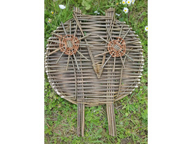 Weaving Fish & Owls - Willow Workshop for accompanied 10-14yr olds