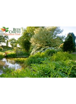 The Beth Chatto Principles of Garden Design - 2 day Course