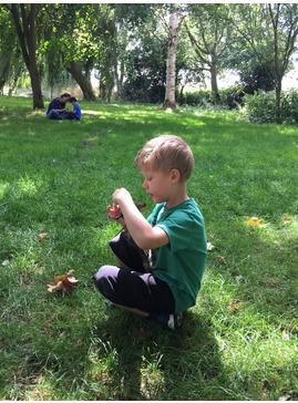 Garden Gang   Garden Activity Morning for Children