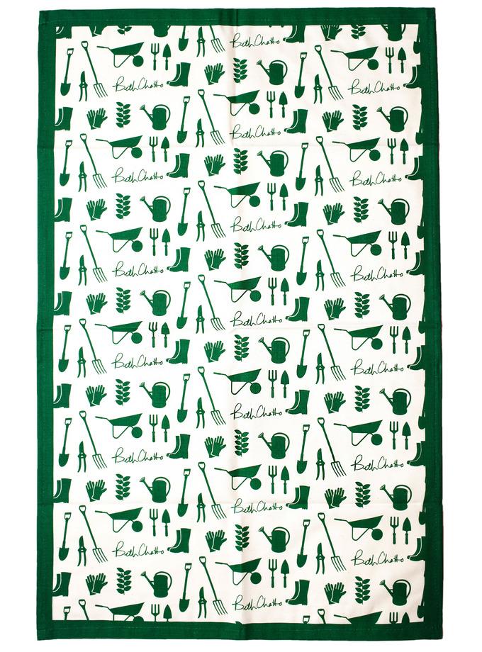Beth Chatto Tea Towel